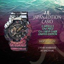 Casio G-Shock GA-110JOP-1A4JR Novo Plástico Quartzo