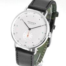 NOMOS Metro 38 new Manual winding Watch with original box and original papers 1108