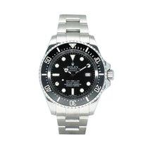 Rolex Sea-Dweller Deepsea Steel 44mm Black No numerals United States of America, North Carolina, Matthews