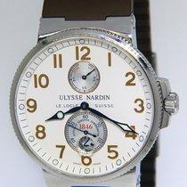 Ulysse Nardin Marine Chronometer 41mm 263-66-3/60 2011 pre-owned