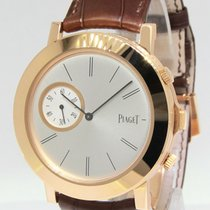 Piaget Rose gold 43mm Manual winding Altiplano pre-owned United States of America, Florida, Boca Raton