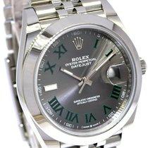 Rolex Datejust 126300 2020 gebraucht