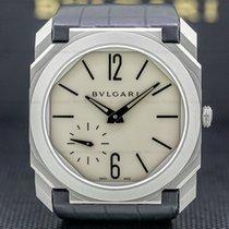 Bulgari Octo Titanium Grey Arabic numerals United States of America, Massachusetts, Boston