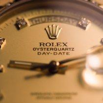 Rolex Day-Date Oysterquartz Aur galben Auriu România, Bucharest