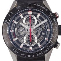 TAG Heuer Carrera Calibre HEUER 01 CAR2A1Z.FT6044 2016 pre-owned