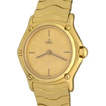Ebel Sport Yellow gold 23mm Champagne No numerals United States of America, Texas, Dallas