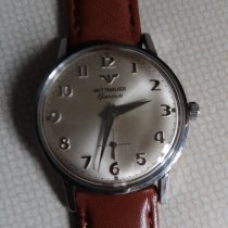Wittnauer pre-owned Manual winding 32mm Champagne Plexiglass
