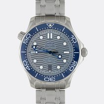 Omega Seamaster Diver 300 M Otel 42mm