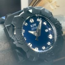 RSW pre-owned Automatic 46.2mm Blue Sapphire crystal 30 ATM