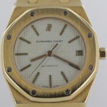 Audemars Piguet Yellow gold 35mm Automatic 14790BA pre-owned