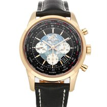 Breitling Transocean Chronograph Unitime new 2020 Automatic Watch with original box and original papers RB0510U4/BB63