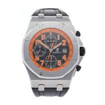Audemars Piguet Royal Oak Offshore Chronograph Volcano Сталь 42mm Черный
