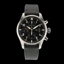 IWC Pilot Chronograph IW377701 2014 pre-owned