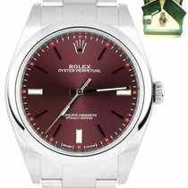 Rolex Oyster Perpetual 39 114300 2010 nouveau