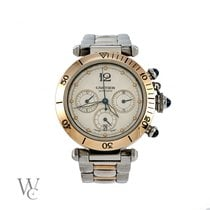 Cartier Pasha 2113 2004 pre-owned