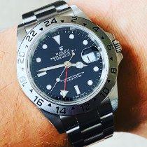 Rolex Explorer II Steel 40mm Black No numerals United Kingdom, Whitby- North Yorkshire