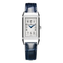 Jaeger-LeCoultre Reverso Lady Steel 40.1mm Silver Arabic numerals United States of America, Florida, Sunny Isles Beach