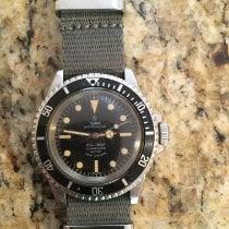 Tudor Submariner Steel 40mm Black No numerals United States of America, Washington, Olympia