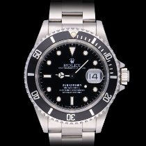 Rolex 16610 Steel 1997 Submariner Date 40mm pre-owned