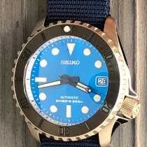 Seiko Prospex Steel 42mm Blue No numerals United States of America, New York, Troy