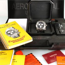 Breitling Emergency A73321 2006 usados