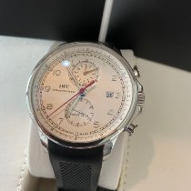 IWC Portuguese Yacht Club Chronograph IW390211 Very good Steel 45.4mm Automatic Singapore, Singapore