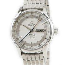Omega De Ville Hour Vision pre-owned Silver