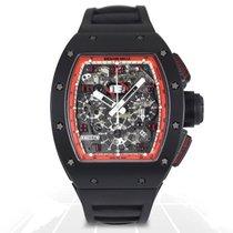 Richard Mille Carbon 50mm Automatic RM011 CA TZP new