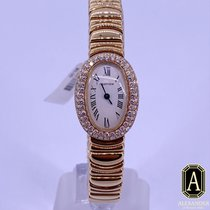 Cartier Baignoire Yellow gold Silver United States of America, California, Beverly Hills