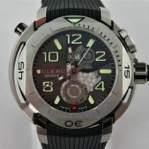 Clerc Steel 44,6mm Automatic new