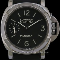 Panerai Luminor Marina Acier 44mm Noir France, Paris