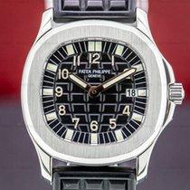 Patek Philippe Aquanaut Steel 30mm Black Arabic numerals United States of America, Massachusetts, Boston