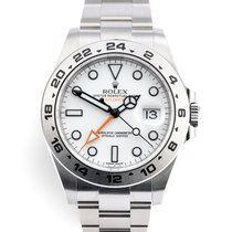 Rolex Explorer II Stål 42mm