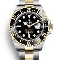 Rolex Sea-Dweller 126603 Neu Gold/Stahl 43mm Automatik Schweiz, Zurich