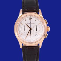 Jaeger-LeCoultre Master Chronograph Rose gold Silver