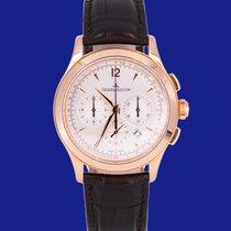 Jaeger-LeCoultre Master Chronograph Q1532420 Muy bueno Oro rosa Automático