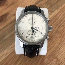 Zeno-Watch Basel Stahl 40mm Automatik 6557 gebraucht Deutschland, München