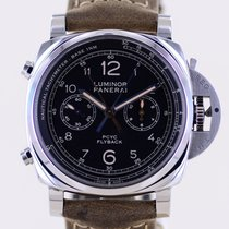 Panerai Luminor 1950 3 Days Chrono Flyback PAM00653 / PAM 653 2020 gebraucht