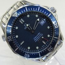 Omega 25378000 Steel 2014 Seamaster Diver 300 M 41mm pre-owned
