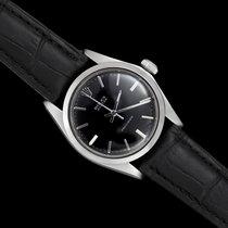 Rolex Acero 35mm Negro