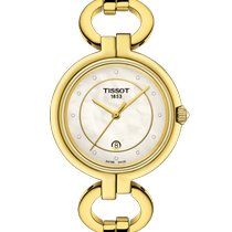 Tissot Flamingo Steel 30mm Mother of pearl No numerals United States of America, Massachusetts, Florence