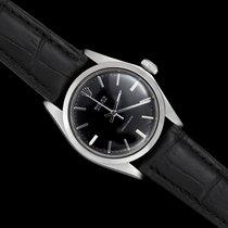 Rolex Сталь 35mm Черный
