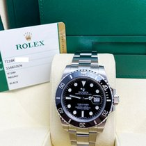 Rolex Keramik Automatik 40mm gebraucht Submariner