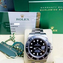 Rolex Submariner 2015 pre-owned