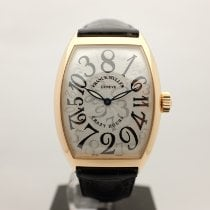 Franck Muller Crazy Hours 35mm White Arabic numerals