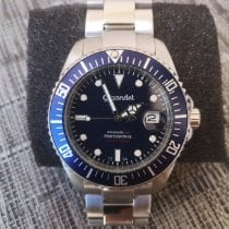 Gigandet Steel 43mm Automatic G2-009 pre-owned