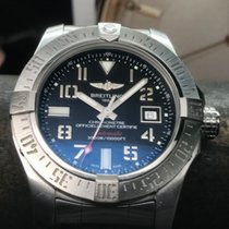 Breitling Avenger II Seawolf Steel 45mm Black United States of America, Florida, Pompano Beach
