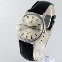 Omega Constellation Day-Date Acero 35mm Plata Sin cifras
