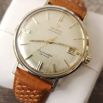 Omega Seamaster DeVille Yellow gold 34mm Gold