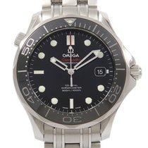 Omega Seamaster Diver 300 M 41mm Noir